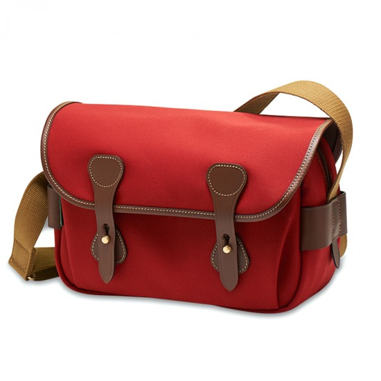Billingham S3 Burgundy/Chocolate Bag