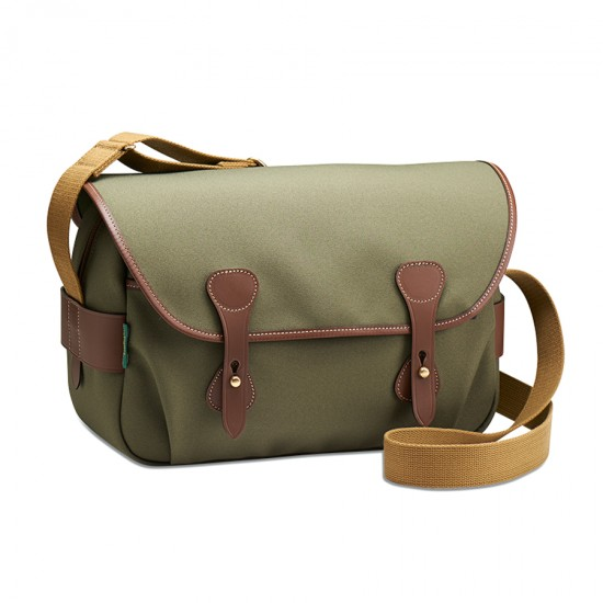 Billingham S4 Sage/Chocolate Bag (FibreNyte)