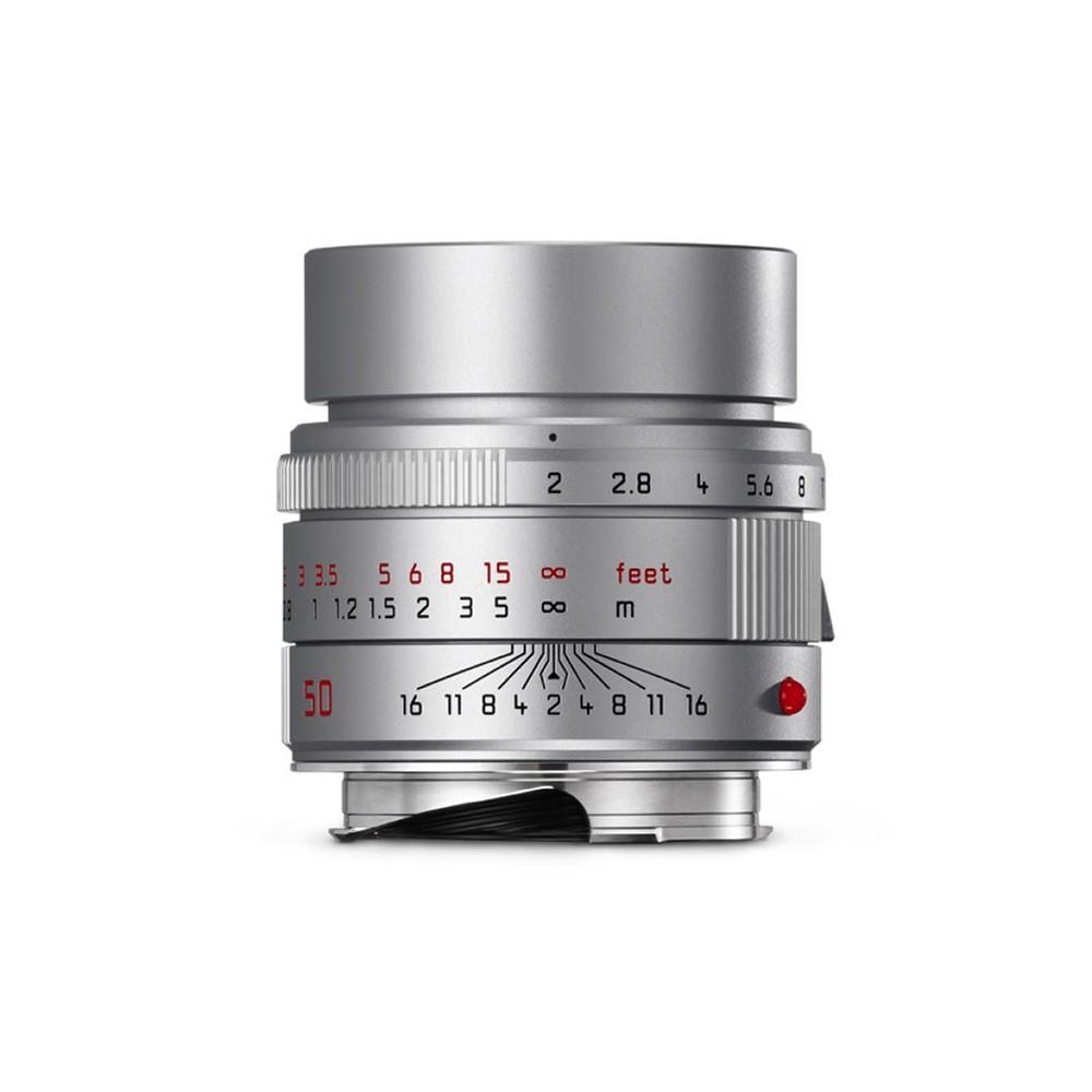 Leica Apo-Summicron M 50mm f2 ASPH Silver Anodized