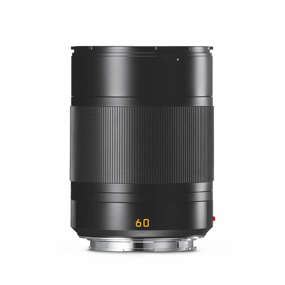 Leica APO-Macro-Elmarit-TL 60 mm f/2.8 APSH. Black Anodised