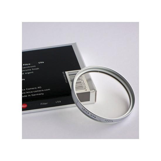 Leica E39 Uva Filter Chrome