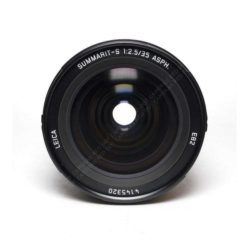 Leica Summarit-S 35mm f2.5 ASPH Boxed