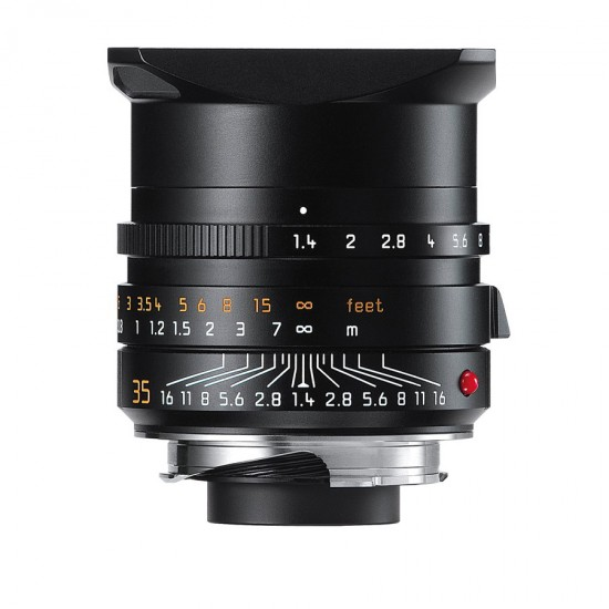 New Leica Summilux 35mm f1.4 ASPH-M