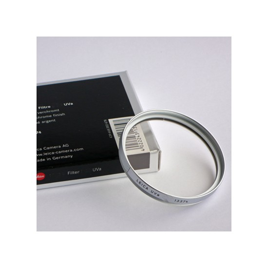 Leica E55 Uva Filter Chrome
