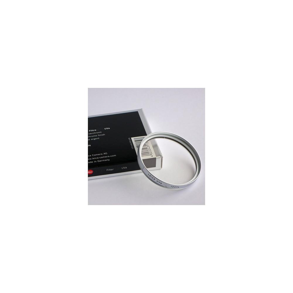 Leica E55 Uva Filter Chrome