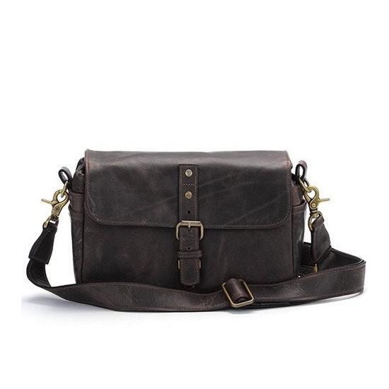 ONA Bag Bowery Leather Dark Truffle Leather