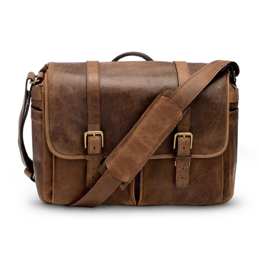ONA Bag Brixton Leather Antique Cognac Leather