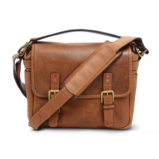 ONA Bag Berlin Leather Vintage Bourbon Leather