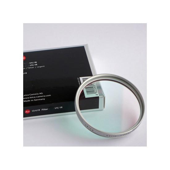 Leica E55 Uva/IR Filter Chrome