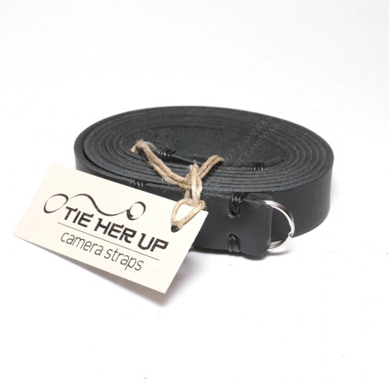 ''Tie Her Up' Classic Black100cm Neck Strap