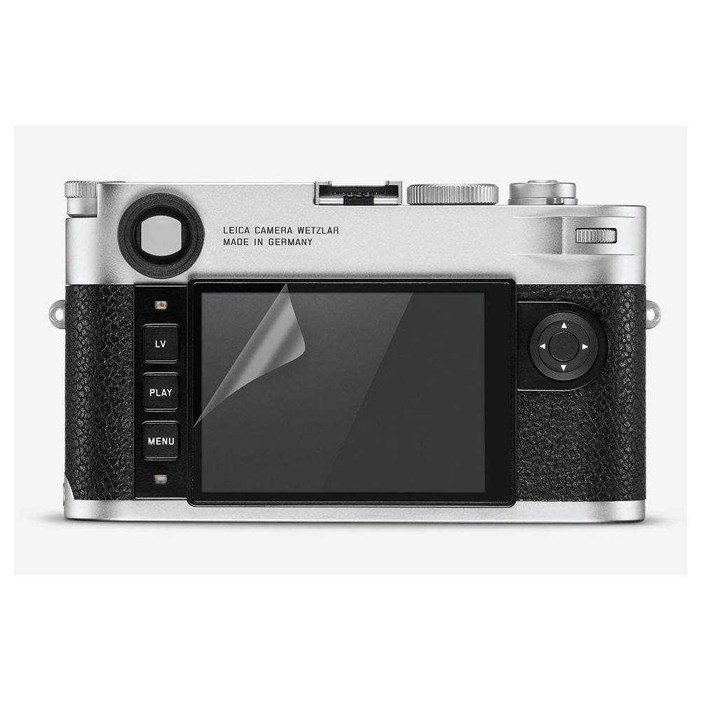 Leica LCD Display Protection Foil for M Cameras