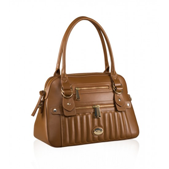 The Hampton Luxe Bag BROWN