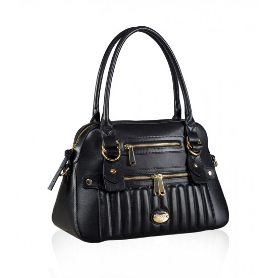 The Hampton Luxe Bag BLACK