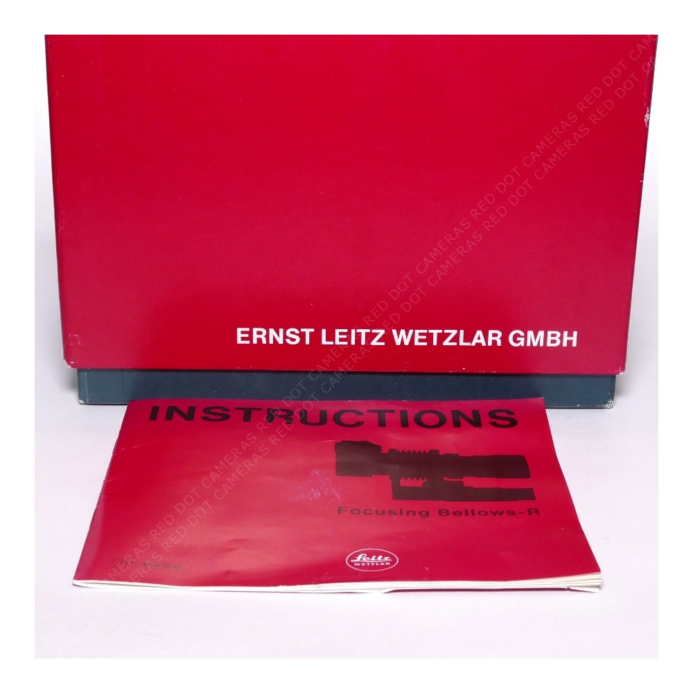 Leitz Bellows R 16860 Boxed