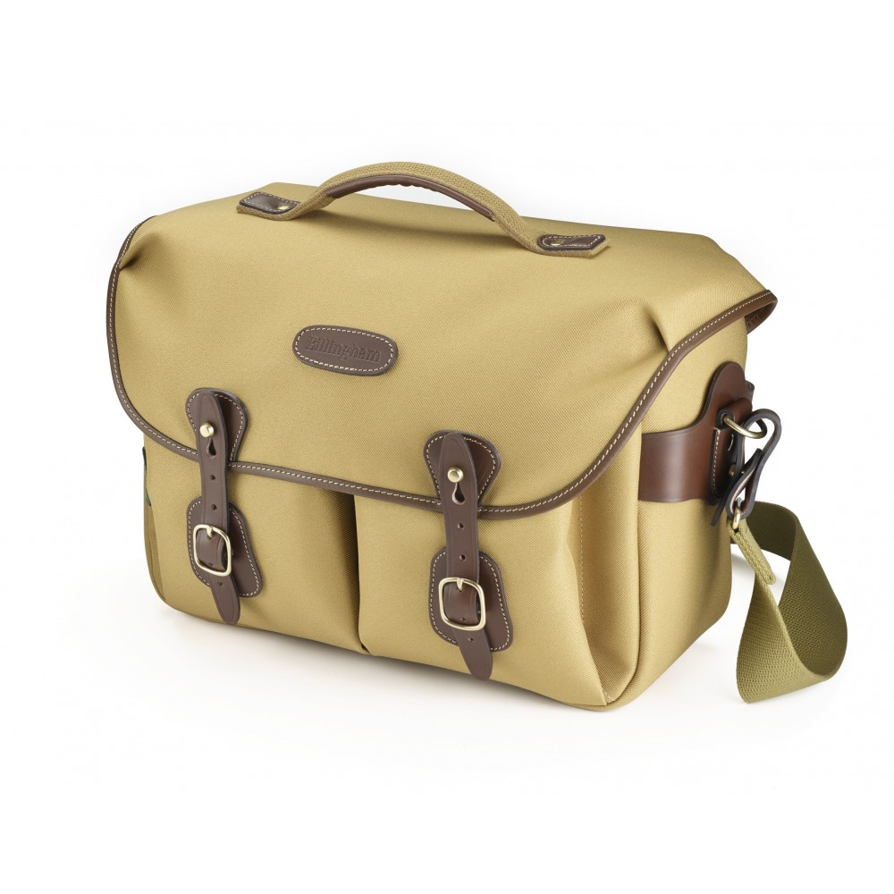 Billingham Hadley One FibreNyte Khaki/Chocolate
