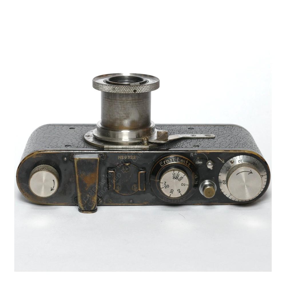 Leica I Model A, Elmar 5cm f3.5 Close Focus