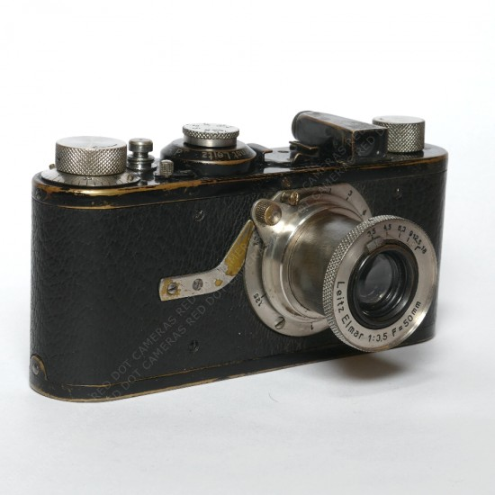 Leica I Model A, Elmar 5cm f3.5 Close Focus