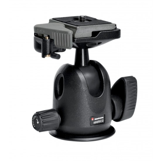 Manfrotto Compact Ball Head W/RC2