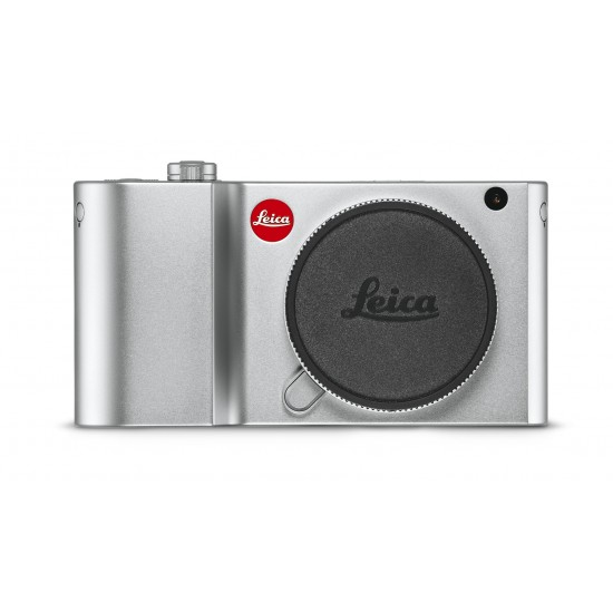 Leica TL 2 Body Silver Anodised Finish