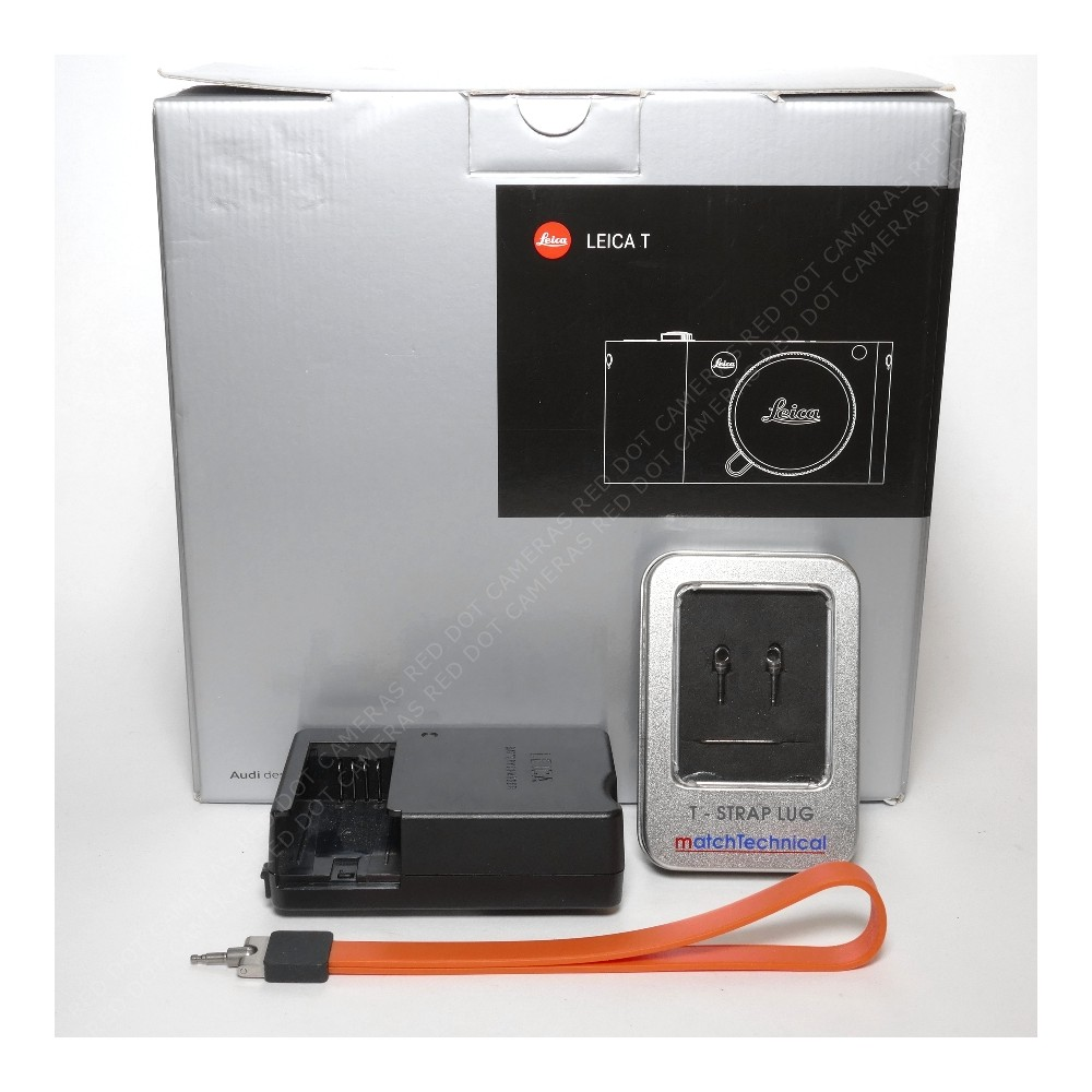 Leica T Black Body Boxed