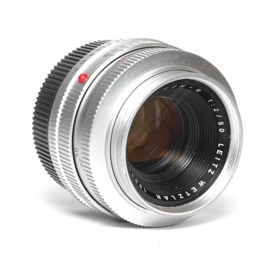 Leitz Summicron 50mm f2 CHROME 1-Cam