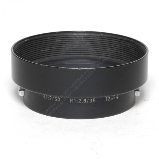 Leitz 35mm f2.8/50mm f2-R Hood 12564