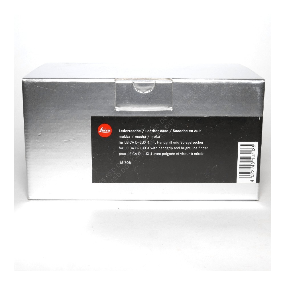Leica D-Lux 4 Ever Ready Case (for grip & finder)