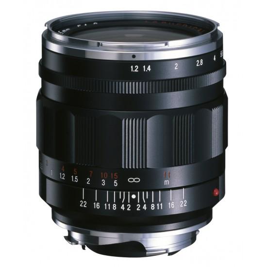 Voigtlander 35mm F1.2 II VM Mount Nokton Lens