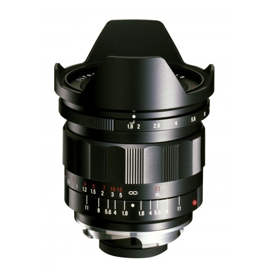 Voigtlander 21mm F1.8 VM Mount Ultron Lens