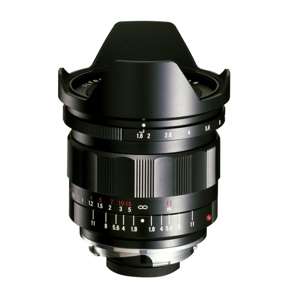 Voigtlander 21mm F1.8 VM Mount Ultron Lens