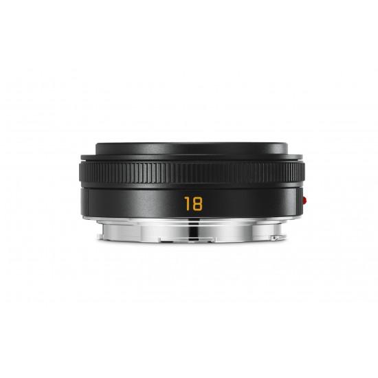 Leica Elmarit 18mm f2.8 ASPH Black