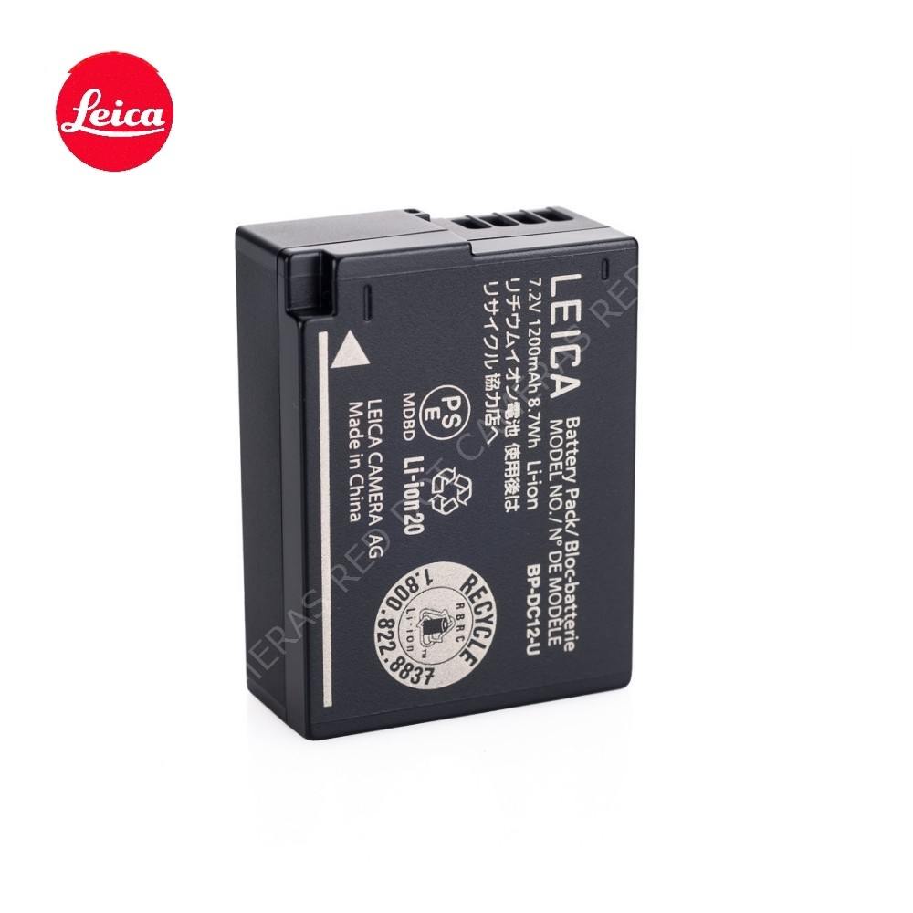 Leica CL, Q and V-Lux Battery BP-DC-12