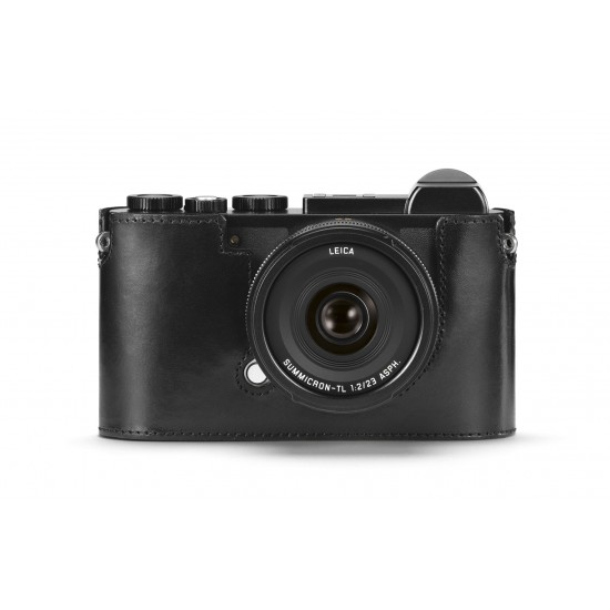 Leica Protector CL Black Leather