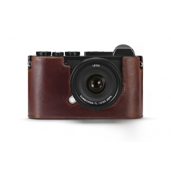 Leica Protector CL Brown Leather