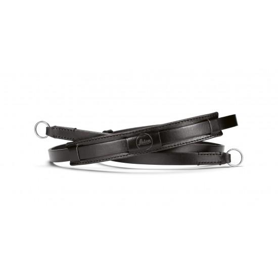 Leica Neck Strap Vintage Leather Black