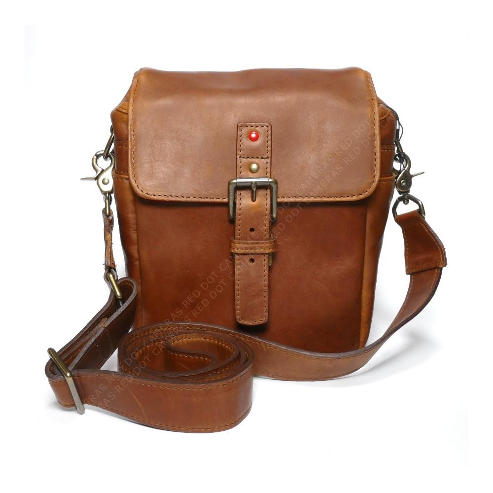 ONA The Bond Street Bag Leather Cognac