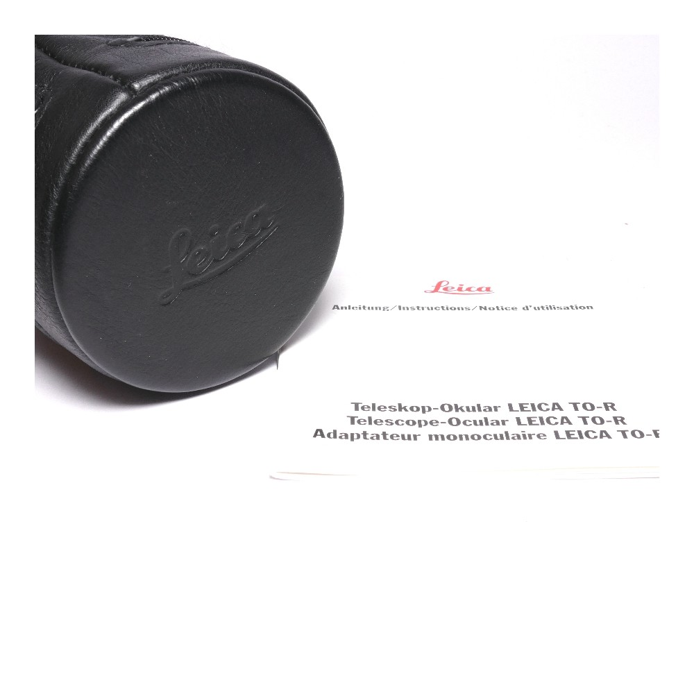 Leica Telesope-Ocular & Case