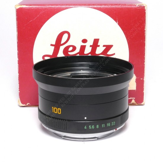 Leitz Macron-Elmar(60mm)-R Adapter 1:1 14262 Boxed
