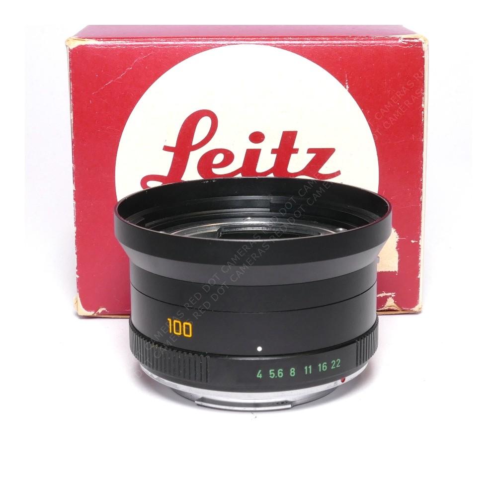 Leitz Macron-Elmar(60mm)-R Adapter 1:1 14262 Boxed