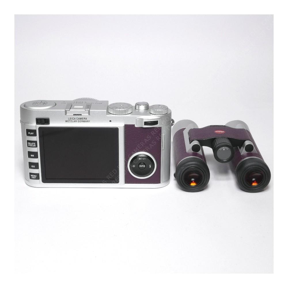 """Leica X(113) & Leica Ultravid 10x25 """"Jockey Club"""" Edition"""