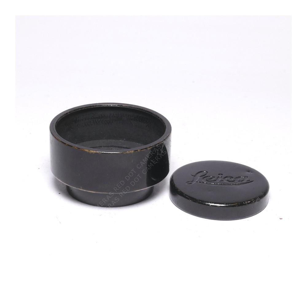 Leitz 10.5cm f6.3 Mountain Elmar L39 + Hood & Caps