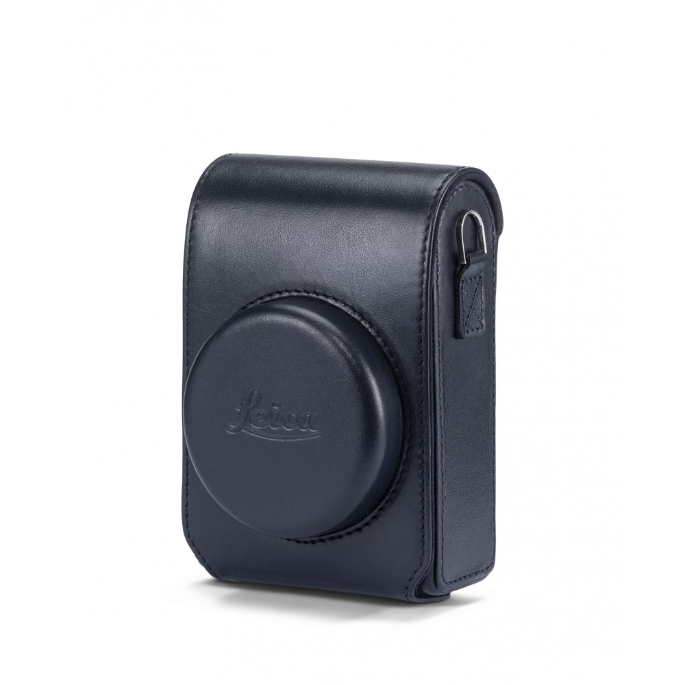 Leica Case C-Lux, leather, blue