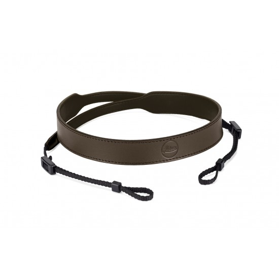 Leica Carrying strap C-Lux , leather, taupe