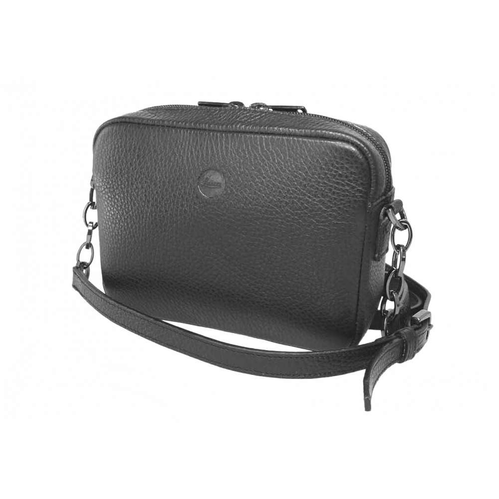 "Leica Handbag ""Andrea"" C-Lux, leather, black"