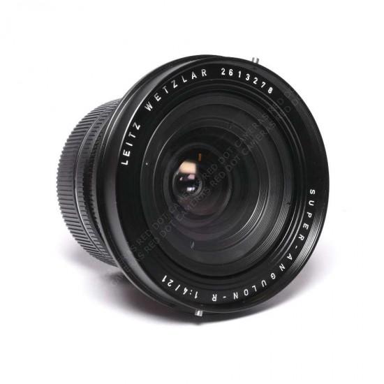 Leitz Super-Angulon 21mm f4 3-Cam R Boxed
