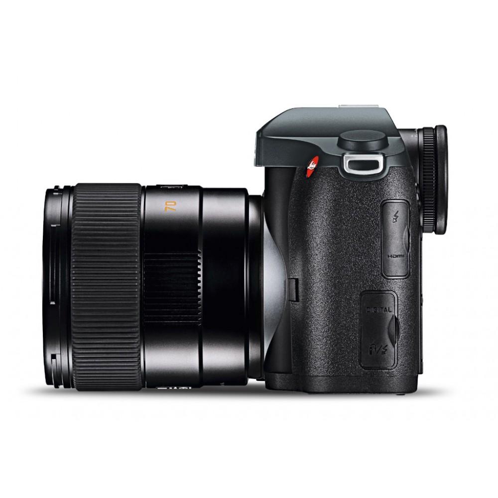 Leica S-E (Typ 006) Body + Summarit-S 70mm f2.5 ASPH