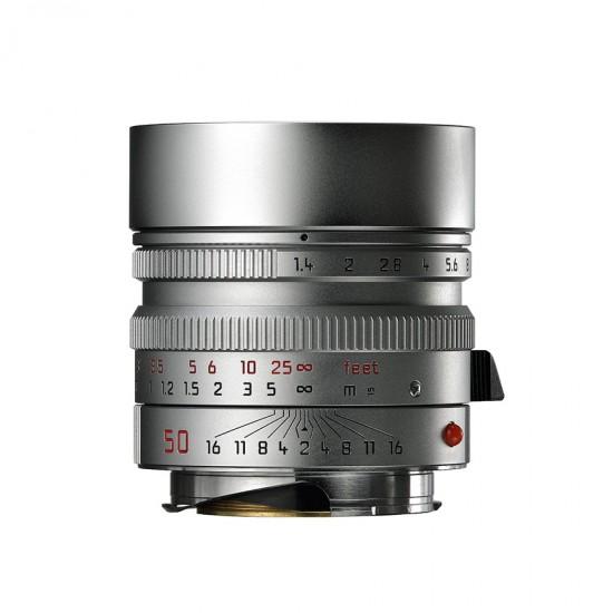 Leica Summilux 50mm f1.4 ASPH-M Chrome (6-Bit)