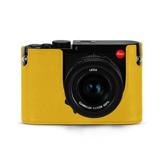Leica Q Protector Leather Yellow