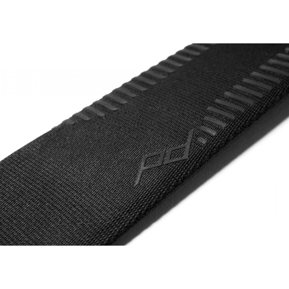 Peak Design Slide® Ash Padded, premium professional strap