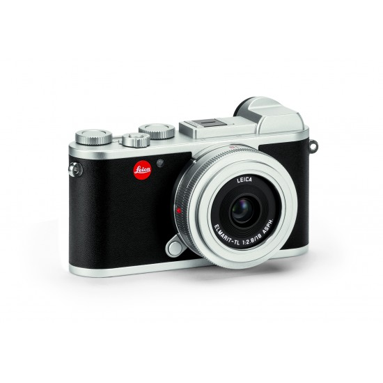 Leica CL Silver Anodized & Elamrit 18mm f2.8 Kit